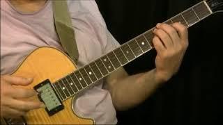 Solo fingerstyle guitar lesson - Wave - Jobim - Jake Reichbart sample