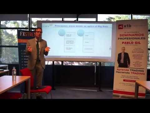 FXStreet Sessions Madrid: Trading y Big Data: ¿Y si conociera bien los dos mundos? por Manoel Gadí