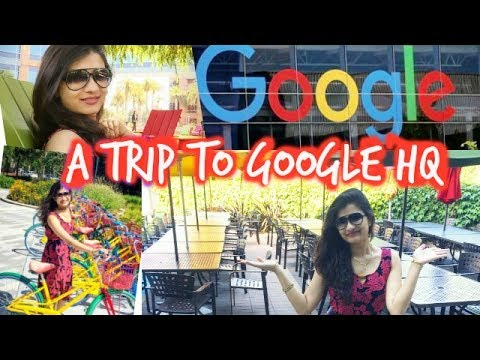 Vlog #1 Google campus tour in Hindi | Trip to Google Headquarters | Google HQ Mountain view | AVNI