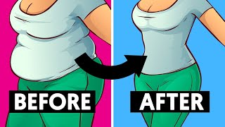 How To Lose Stubborn Weight (TWICE AS FAST)