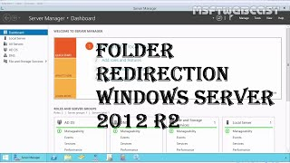 Hello guys, In this video we will see how to Configure Folder Redir...