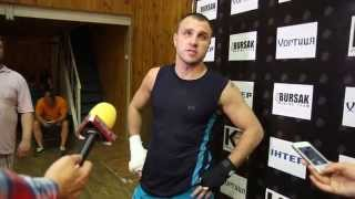 Max Bursak On His Fight With Zac Dunn