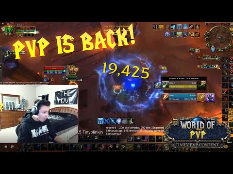 World of PvP - ROGUES ARE OP! HIGHLIGHTS DAY 1 SHADOWLANDS S1! (WoW PvP)