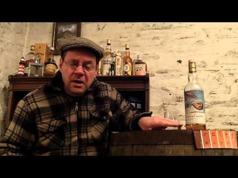 whisky review 565 - Bunnahabhain 24yo (The Whisky Agency)
