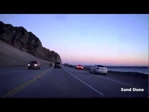 Pacific Coast Highway (CA-1) from Oxnard to Malibu