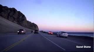 Pacific Coast Highway (CA-1) from Oxnard to Malibu
