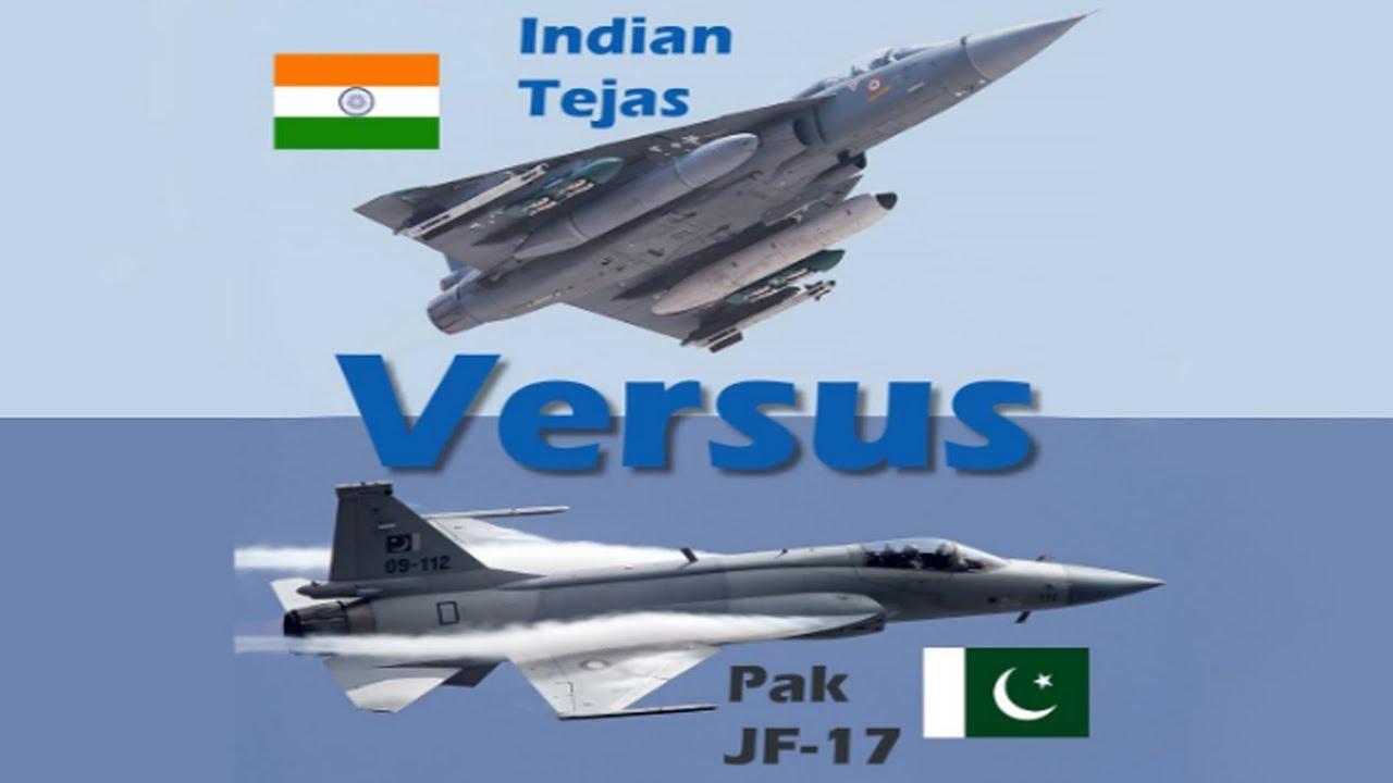 India's Tejas VS Pakistan's JF-17 Thunder [Hindi|