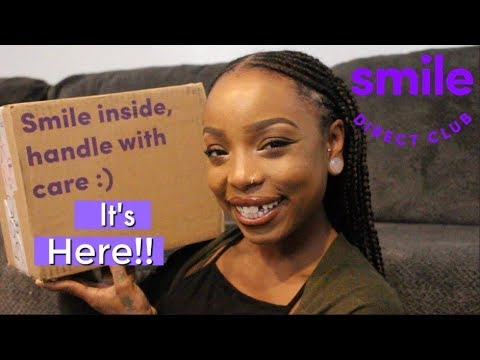 Smile Direct Club | My Aligners Finally Came!! Month 1 Week 1