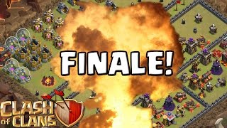 DAS GROSSE FINALE! || CLASH OF CLANS || SPEZIAL CLAN WAR [Deutsch/German HD+]