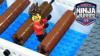 Lego Ninja Warrior Superhero Champion League Episode1