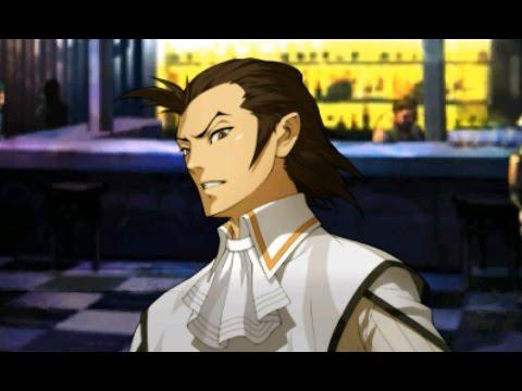 Shin Megami Tensei IV: Apocalypse - Meeting Gaston