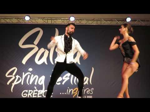 Dimitris & Maria (Greece) @8th Salsa Spring Festival