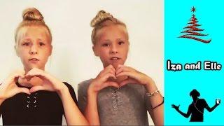 iza and elle musically compilation 2016 izaandelle musically