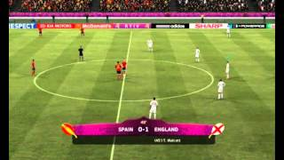 FIFA 12: UEFA Euro 2012 Tournament (PC) Gameplay - Finals