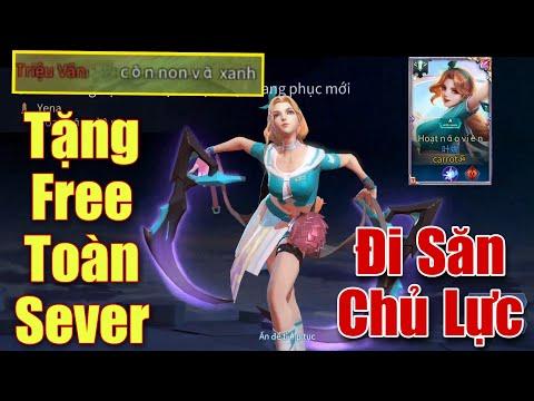 [Gcaothu] Toàn sever nhận Free trang phục Yena Hoạt Náo Viên - Nửa combo chết luôn tại chỗ