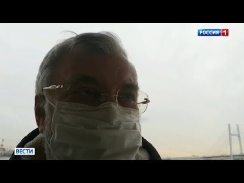 С объятого коронавирусом лайнера вернулся на родину житель Омска