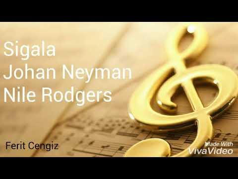 Sigala-Johan-Nile Give Me Your Love Karaoke
