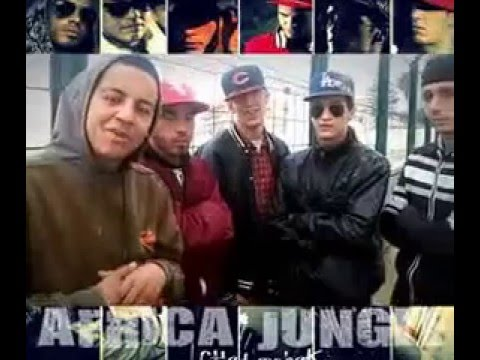 AFRICA JUNGLE message pr HIP HOP MAGH + freestyle radio