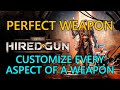 Necromunda Hired Gun PERFECT WEAPON ~ Customize Every Aspect Of A Weapon