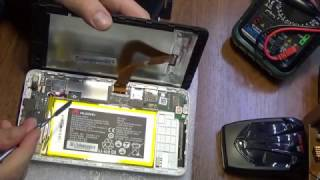 Замена дисплейного модуля на HUAWEI MediaPad T1-701U 7.0 3G