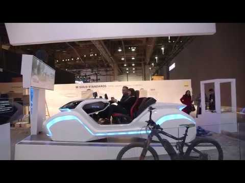 Bosch at CES 2017: Connected Mobility