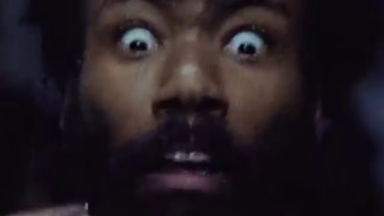 This Is America: This Is America But It's Just Childish Gambino Pulling
