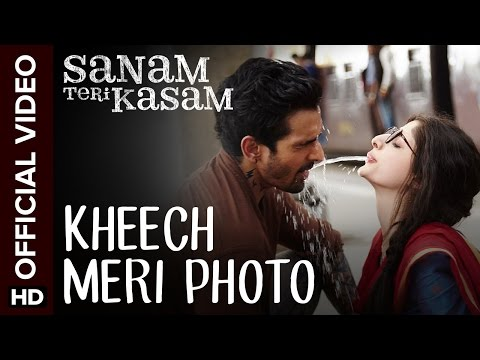 Kheech Meri Photo Official Video Song | Sanam Teri Kasam | H