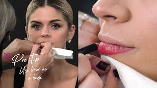 How To: Bold Lip Tutorial - Denika Bedrossian