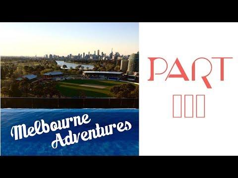 Melbourne Adventures Part 3⎜VLOGTOBER DAY 15