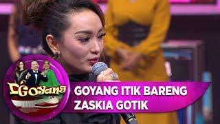 Gambar cover Gokil Satu Studio Ikut Goyang Itik Bareng Zaskia Gotik - D'Goyang (19/11)
