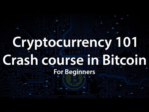 Cryptocurrency 101 Getting Started With Bitcoin For Beginners