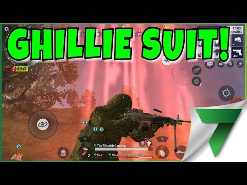 GHILLIE SUIT SPONSOR NIGHT! SPECIAL LIVESTREAM!! | Rules of Survival