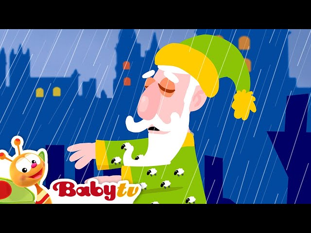 It's Raining It's Pouring ☔ | Nursery Rhymes and Songs for kids | BabyTV