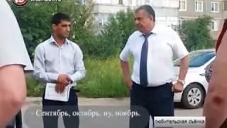 Митинг против пенсионной реформы: в Тамбове в ход пошли мусоровозы