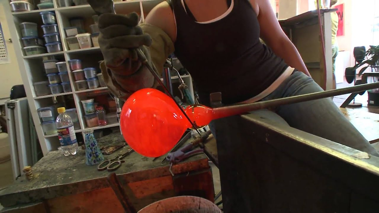 The Art of Glassblowing in Kingston - Ontario, Canada