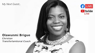 "PRE-RECORDING:   Worldwide Wednesday with Life Coach ""Ola Brigue"""