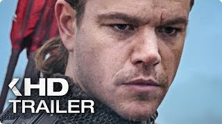 Video THE GREAT WALL Trailer (2017) download MP3, 3GP, MP4, WEBM, AVI, FLV Agustus 2018