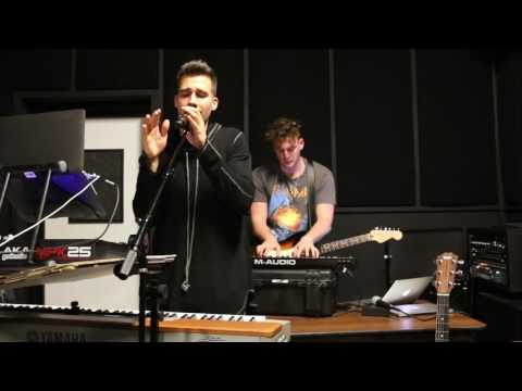Shape of You - Ed Sheeran (LIVE Cover By James Maslow)