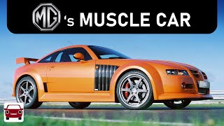 MG's Muscle Car