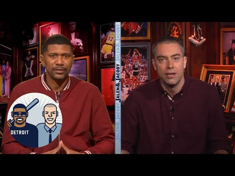 David Jacoby to Odell Beckham Jr.: What are you doing?   Jalen & Jacoby   ESPN