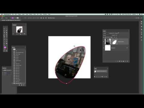 vector mask photoshop cc 2018
