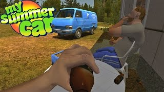 Drunk Finland Simulator - Death By Poop! - My Summer Car Gameplay Part 1 (Funny Moments)