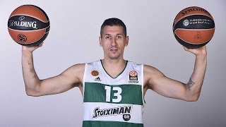 Dimitris diamantidis top 10 plays