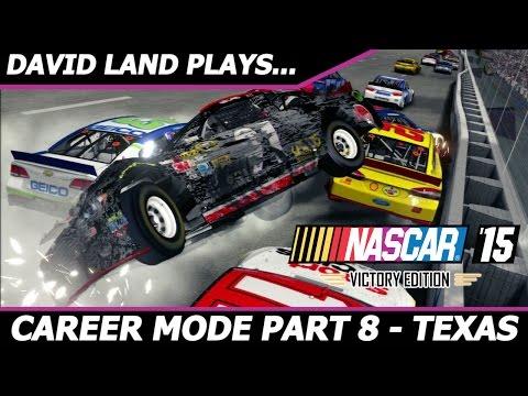 [THE TEXAS GEN 6 MASSACRE] O'REILLY AUTO PARTS 500 [NASCAR 15 Career Mode 7/36]