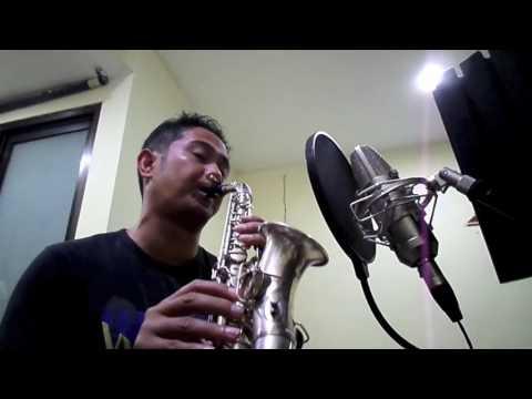 DIA ANJI saxophone curve soprano cover PURSAX
