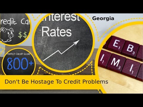 All You Need To Know About-Credit Repair Company-Georgia-Held Hostage By Credit