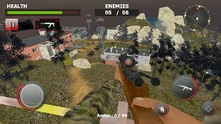 Sniper Cover Operation FPS Shooting 2019 (by Offline Games Studio) Android Gameplay [HD]