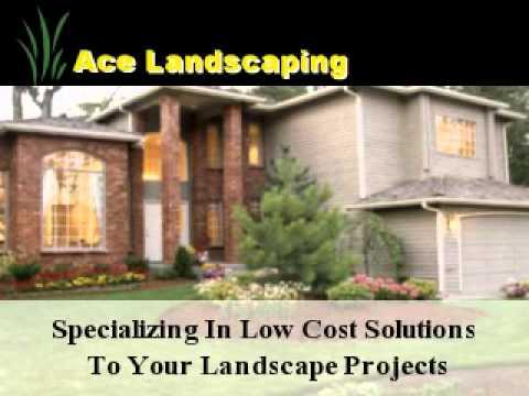 Ace Landscape Contractors