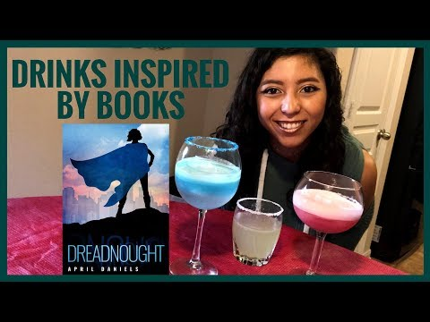 Drinks Inspired by Books II Dreadnought
