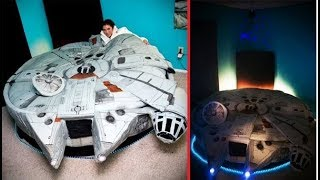 Unusual and BIZARRE Beds You Can Sleep On!